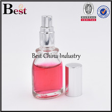 unique design glass bottle for perfume packaging china perfume bottle factory free sample
