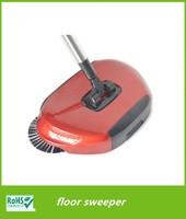 Manual floor sweeper
