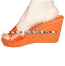 en el extranjero 2015 caliente de ventas dormitorio zapatillas con tacones