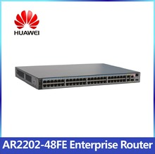 HUAWEI AR2202-48FE HUAWEI Gateway Router with PBX SIP server xDSL xPON