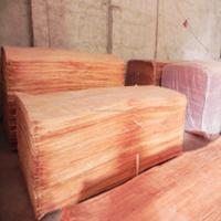 4*7 A/B/C/D grade rotary cut wooden veneer of red colour