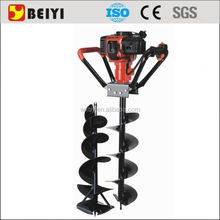BEIYI Agriculture Digging Machine China Post Hole Digger