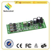 AC/DC12-24V 3 Channel DMX 512 RGB Led Controller DMX512