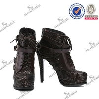 factory wholesale noble popular suede fringe boots
