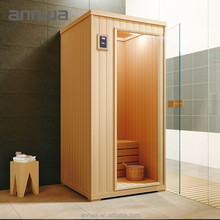 outdoor cheapest one person sauna steam room
