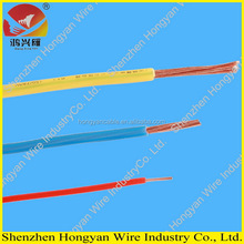 pvc coated electric copper wire/copper wire armoured cable/double insulated pvc wire cable