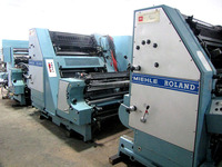 good quality used roland offset printing machine
