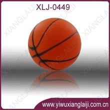 PU stress basketball