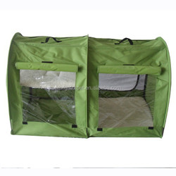 Large Double Dog Carrier with Hammock