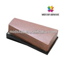 Midstar Abrasive Polished Granite Block, fickert press lux