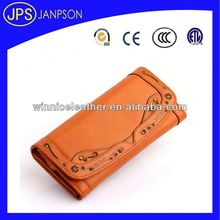 fashionable ladies wallets and purses genuine leather men\s wallet