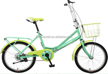 """CHEAP 20""""FOLDING BIKE WITH BASKET FROM CHINA"""