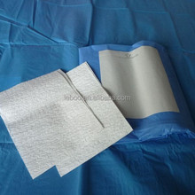 Disposable surgical sterile eye pack