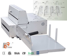 Office desk-top high speed hole punch machine SUPER360E for A4 size paper