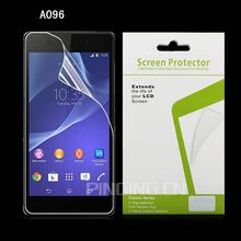 High clear screen protector for Micromax A096,for Micromax A096 smooth protective film