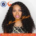 De alta calidad de la india las mujeres peluca de pelo, rizado pelucas afro negro para las mujeres