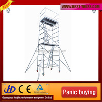 Factory price high quantity wholesale scaffolding details