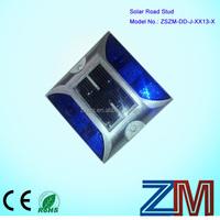 LED Aluminum alloy specialized production led solar road stud / off road