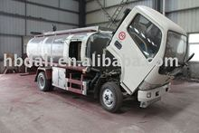 Dongfeng 4*2 Oil Fuel Tanker Truck 3-5m3-- One of the biggest oil tank truck manufacturer 0086 722 3230587