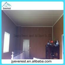 wooden pattern ppgi steel coils interior decoration material