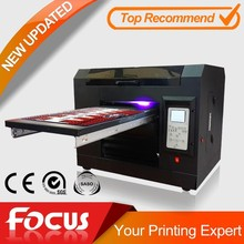 Automatic Automatic Grade and New Condition Ceramic tile printer Flatbed cd printer UV printer High resolution high speed