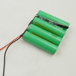 rechargeable 18650 3.7v 6000mah battery