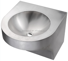 2015 countertop stainless steel new design hand washing basin,design mini hotel bar counter