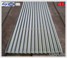 4x8 galvanized corrugated steel sheet/zinc roofing sheet to Nepal