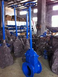 long stem gate valve /casting/flanged