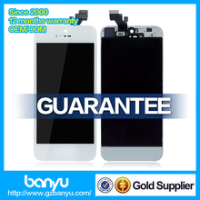 High quality low price digitizer assembly screen for iphone 5 lcd