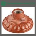 Cerâmica tomada de luz fabricante 220 v soquete de parede da ue venda quente