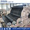 Double sylinder double doffer cotton carding machine of non woven production line carding machine