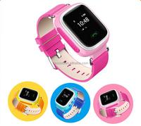 Smart Tracking Chip And Mini Micro SOS Panic Button Wrist Watch GPS Tracker