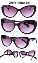 Newest Designer Fashion Custom Cat Eye Sunglasses
