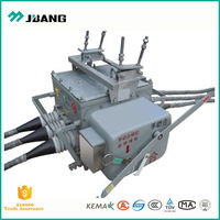 Outdoor high voltage 12kv alternative current sectionalizer vacuum load break switch