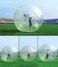 CE tpu inflatable human sized inflat hamster ball for people