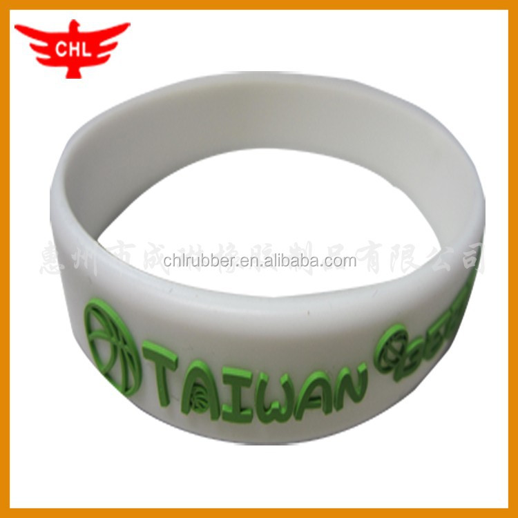 2016 best promotional cheap custom silicone bracelet buy