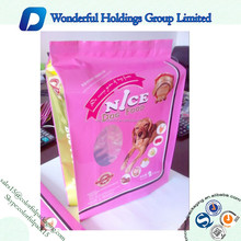Pet Food Bag For Kinds of Pet Ziplock Packaging Bag Stand Up Pouches