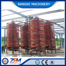 Super Quality iron ore spiral concentrator