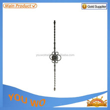 YOUWO customized forged ornamental wrought iron rosettes-6143