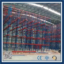Heavy duty steel storage rack angle iron rack