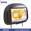 Network lcd cab/car/taxi digital advertising screen for sale