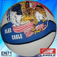 Standard Size asia basketball