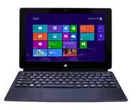 hot sale 10 tablet pc windows 7 with Intel Baytrail-T Z3770 (Quad-core), 2G/32G 2.0MP/2.0MP Bluetooth 4.0