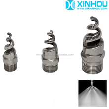 Various size full cone cooling and gas washing sprinkler head nozzle