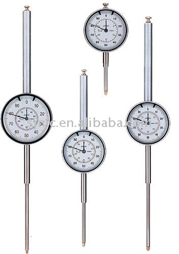 Long Indicator Contacts : With jeweled long range dial indicator buy