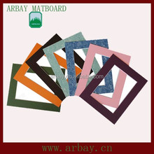 High quality custom frame matboard for living room decoration on selling