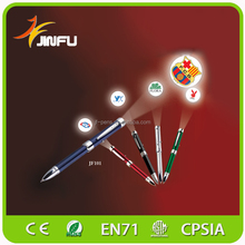2016 promotional projection ball pens