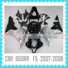 ABS Fairing Kit for HONDA CBR 600RR 2007 2008 body work fairing kit motorcycle fairings