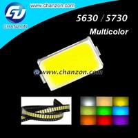 Ultra Bright Blue 0.5W SMT LED SMD Diode Light Emitting Diode 5630 LED led 5730 datasheet